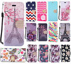 Apple iPhone 6 4.7 Premium Leather Wallet Pouch Flip Phone Cover + Screen Guard
