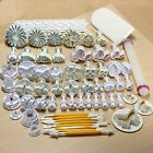 22sets fondant cake decorating sugarcraft icing equipment cookie cutters tools