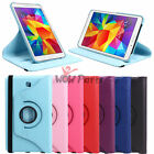 """For Samsung Galaxy Tab 4 PU Leather Smart Stand Case 8.0"""" T330NU T337 New"""