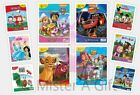 Busy Books SHIMMER AND SHINE - BLAZE - VAMPIRINA - PRINCESSES & MANY MORE