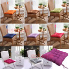 Soft Home Office Square Cotton Seat Cushion Buttocks Chair Cushion Pads New