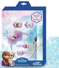 Frozen Princess Anna & Elsa Hair Band Set Bands Clips NEW UK STOCK