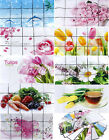 New 750mmx450mm DIY Wall Sticker Mural Decal Kitchen Room Home Decor Oil-proof