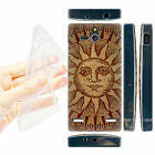 HEAD CASE WOOD ART GEL BACK CASE COVER FOR SONY XPERIA U ST25i