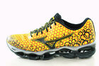 Mizuno Wave Prophecy 3 Men's Yellow/Black/Silver Cushioned Running Shoes