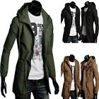 CHEAP ON SALE Mens Military WINTER Hooded Hoodie Coats Jacket Outwear Windbreak