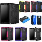 Armor KickStand Hard Combo Hybrid Case Cover For samsung galaxy Note 4 N9100