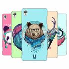 HEAD CASE DESIGNS FAUNA HIPSTERS CASE COVER FOR SONY XPERIA Z3
