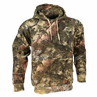 King's Camo Mountain Shadow Cotton Hunting Hoodie