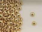 14k Gold Filled Beads, 4mm Corrugated Rondelle Beads, New