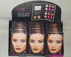 PINK TEASE VISION LIP & EYE PALETTE + MIRROR BOOK EYE SHADOW LIP GLOSS GIFT SET