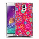 HEAD CASE DESIGNS PSYCHEDELIC PAISLEY CASE COVER FOR SAMSUNG GALAXY NOTE 4
