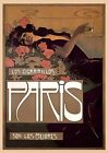 EROTIC ART NOUVEAU ADVERTISMENT FOR PARIS CIGARILLOS A3 POSTER REPRINT