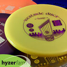Westside Discs VIP HARP *pick your weight & color* disc golf putter Hyzer Farm