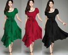 ❤XMAS Promotion❤Celebrity Sexy Women Casual Cocktail Party Clubwear Long Dress
