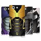HEAD CASE DESIGNS ARMOUR COLLECTION 2 CASE FOR SONY XPERIA Z3 COMPACT D5803
