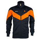 Mens Ellesse Lugiano Dress Blue Track Top