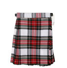 New Girls Dress Stewart Tartan Scottish Kilt, Available for Ages 2 - 14 Years