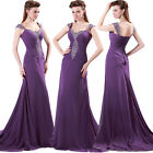 LONG Mermaid Wedding Prom Party Cocktail Bridesmaid/ Formal Gown Evening Dresses
