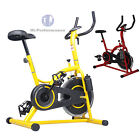 Exercise Bike Cycling Studio Bicycle Cardio Fitness With Computer 10kg Fly