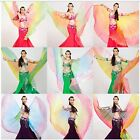 Isis Wings Professional 9 Colors Gradient Colors Belly Dance Costume New