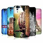 HEAD CASE DESIGNS BEST OF PLACES SET 3 CASE FOR SHARP AQUOS ZETA SH-01F LTE