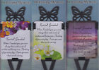 Special Grandad Grave Memorial Remembrance Card with Butterfly Spike Holder