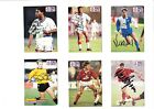 Pro Set cards signed Sturridge, Johnrose, Sellars, Bull, Robinson, Redfearn
