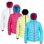 Trespass AMZIE Womens Ladies Warm Winter Down Coat Hooded Jacket