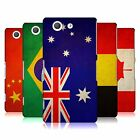 HEAD CASE DESIGNS VINTAGE FLAGS SET 1 CASE FOR SONY XPERIA Z3 COMPACT D5803