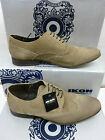 """Ikon GentsTaupe Suede Leather Derby Lace Brogue """"MAX"""""""