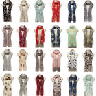 Fashion Women Lady Winter Warm Soft Print Scarf Shawl Wraps Stole Pashmina