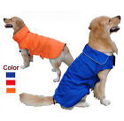 Waterproof Fleece Pet Dog Clothes Dog Winter Coat Dog Outdoor Padded vest Jacket