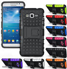 GRENADE GRIP RUGGED SKIN HARD CASE COVER STAND FOR SAMSUNG GALAXY GRAND PRIME
