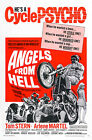 Angels From Hell - 1968 - Movie Poster