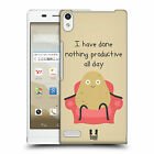 HEAD CASE DESIGNS DOSES OF NONSENSE HARD BACK CASE FOR HUAWEI STREAM S 302HW LTE