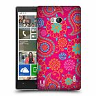 HEAD CASE DESIGNS PSYCHEDELIC PAISLEY HARD BACK CASE FOR NOKIA LUMIA 930