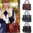 Fashion Women's Ladies Bowknot Handbag Totes Shoulder Purse Bag Sweet Satchel