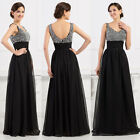 30 DAY SALE~ Formal Long Ball Gown Party Prom Bridesmaid Evening Dress PLUS SIZE