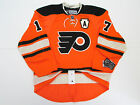 SIMMONDS PHILADELPHIA FLYERS AUTHENTIC NEW THIRD REEBOK EDGE 20 7287 JERSEY