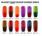 Bluesky 2015 XTC Colour Change UV/LED Soak Off Gel Nail Polish 10ml Free P/P
