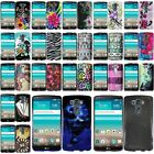 Pattern Premium Snap-On Hard Back Shell Case Cover Skin For LG G3 D855