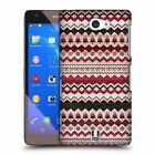 HEAD CASE DESIGNS KNITTED CHRISTMAS HARD BACK CASE FOR SONY XPERIA Z2a D6563