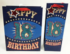Age 18th Gift Bag Small Large Wrap Quality Giftbag Present Bags Birthday Male