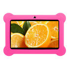 Kids Tablet PC 7  Android 4.4 Case Bundle Dual Camera 1.3Ghz Wi-Fi Bonus Items