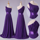 Ladies Summer Long Bridesmaid Evening Beaded Gown Cocktail Party Dresses GK 4107