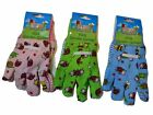 Kids Gardening Gloves  Childrens Garden   One Size Fits All  Girls  Boys