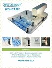 Sew Steady Wish Extension Table PACKAGE Winter Sale to fit Brother Sewing Mach