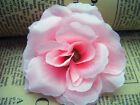 "6pcs mixture rose Artificial Silk Flower Head Wedding bride party decor 3"" 7.5cm"