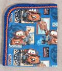 CRADLE/RECEIVING FLEECE BLANKET- MATER THE TOW TRUCK FROM CARS